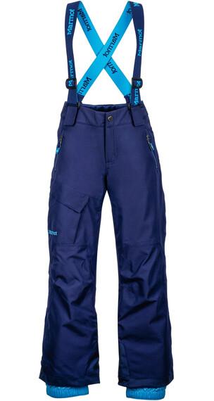 """Marmot Boys Edge Insulated Pants Arctic Navy"""
